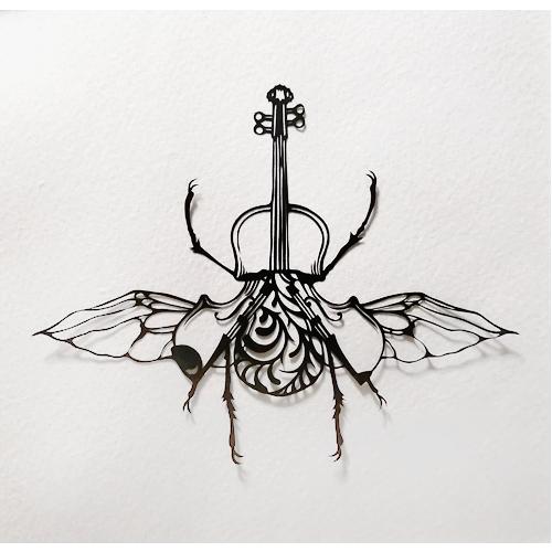 ヴァイオリン蟲